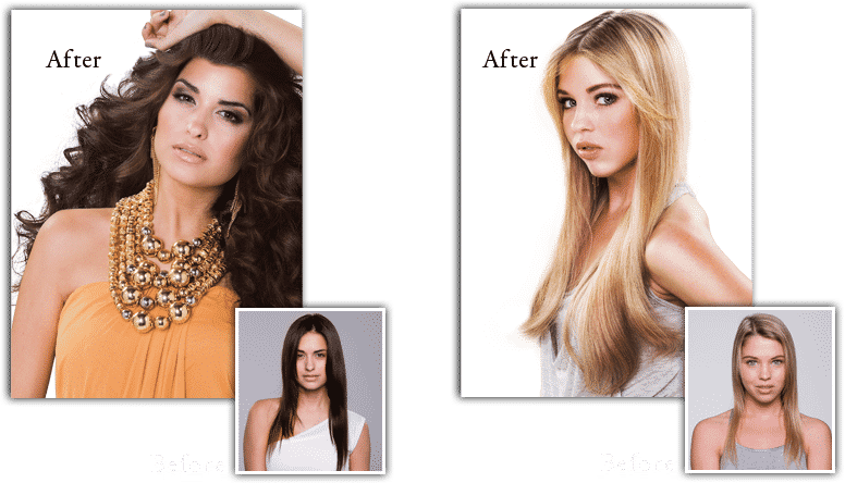 Hair extensions women hairstyles hair salon cuttery hair extensions pmusecretfo Image collections